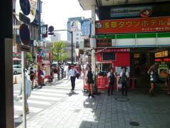 東京メトロ銀座線1番出口イメージ写真