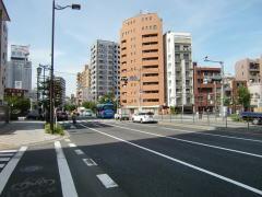 西浅草3丁目交差点イメージ